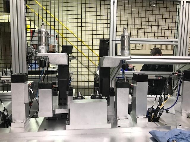 TP Probes machine