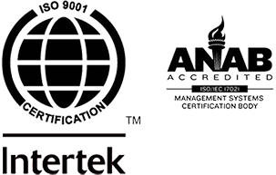 Intertek & ANAB Certifications